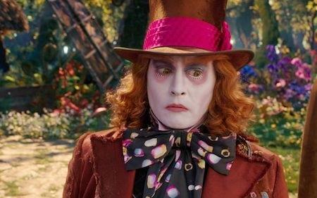 """Johnny Depp không được nhiều người ủng hộ vì phong cách diễn khá """"quái"""""""