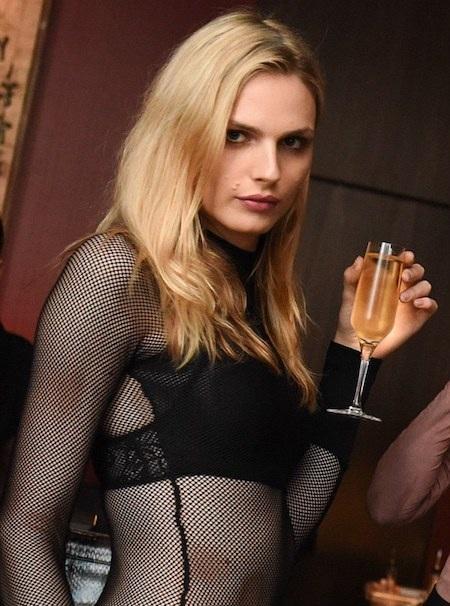 Andreja Pejic là gương mặt được nhiều nhãn hàng chọn lựa