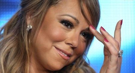 """Mariah Carey không bỏ lỡ cơ hội nói """"móc"""" đàn em"""