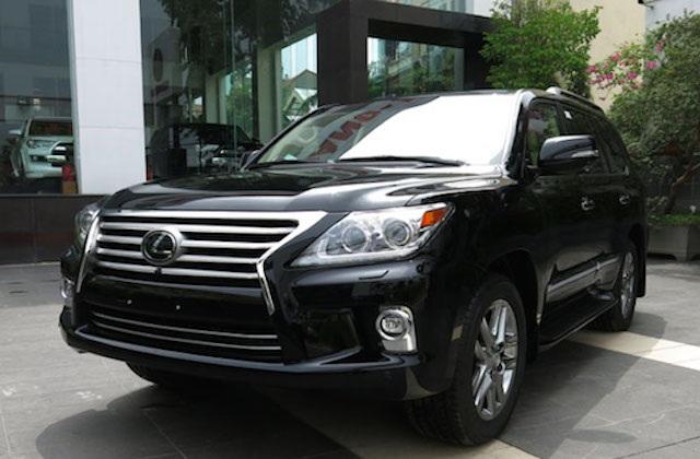 Điểm danh các loại xe sang bị Bộ Tài chính truy thu thuế từ doanh nghiệp nhập khẩu - 4