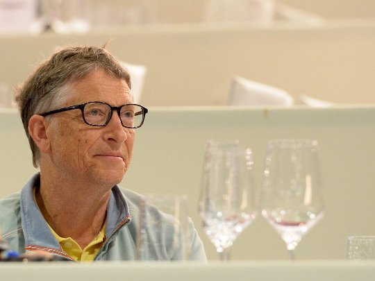 Những sự thật về lâu đài 125 triệu đôla của tỉ phú Bill Gates - 3