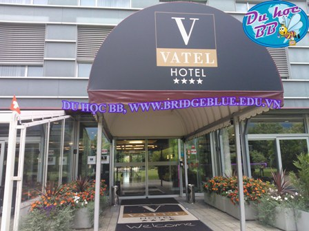 Du học Du lịch khách sạn cùng tập đoàn Vatel Pháp & Thuỵ Sĩ - 4
