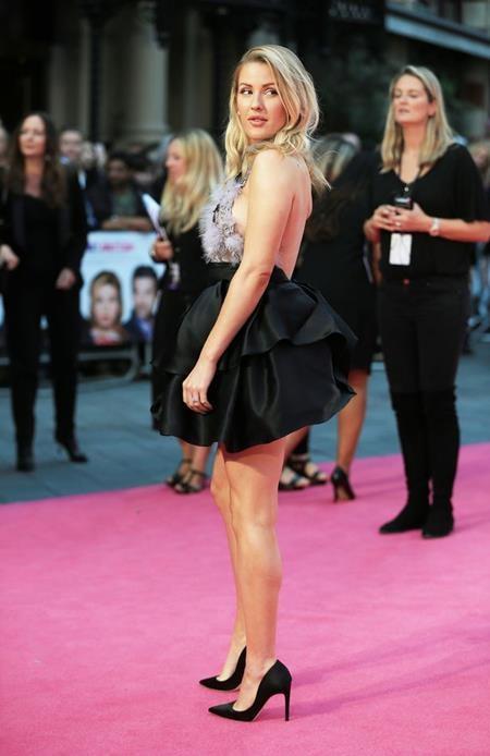 "Ellie Goulding ví von bản thân giống ""tiểu thư Jones"""