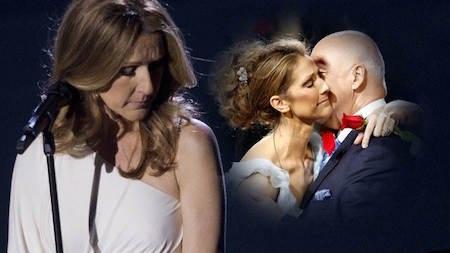 Celine Dion coi sự ra đi của chồng như một sự giải thoát