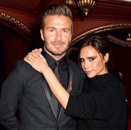 David Beckham vừa được bà xã tấm tắc khen ngợi