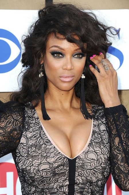 Tyra Banks đã bị tổn thương rất nhiều vì người đồng nghiệp Naomi Campbell