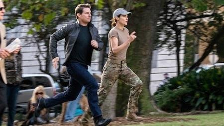 """Tom Cruise vừa tái ngộ khán giả với bộ phim """"Jack Reacher: Never go back"""""""