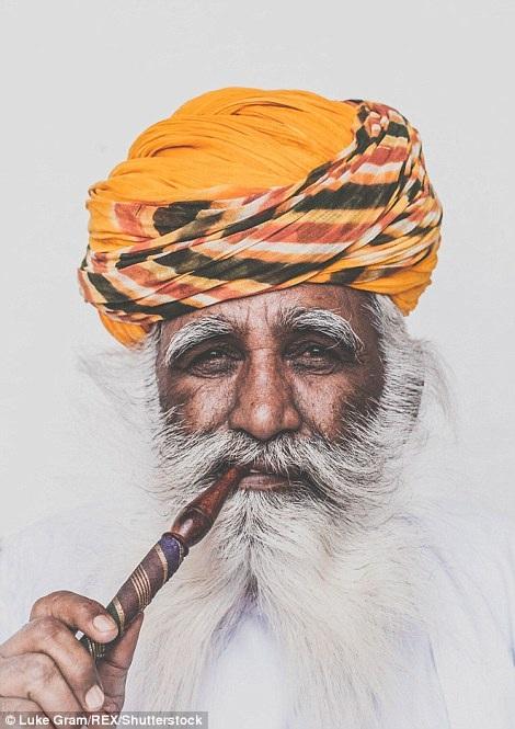 Nhiếp ảnh gia kể chuyện về cuộc sống con người qua những bức ảnh chân dung - 4