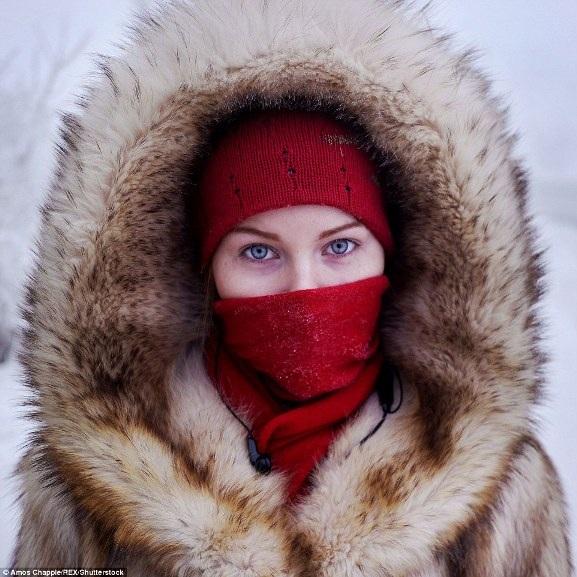 Đến thăm thị trấn có người ở lạnh nhất thế giới - 4