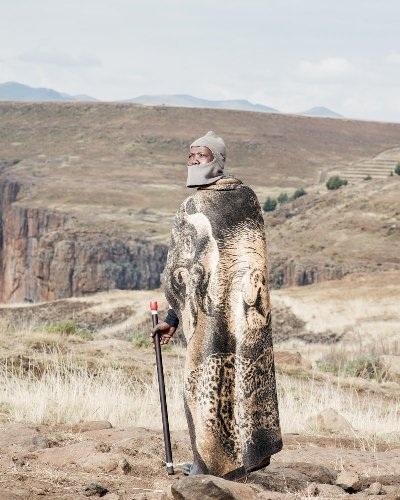 Những bức ảnh tuyệt đẹp về cuộc sống trên lưng ngựa vùng núi Lesotho - 4
