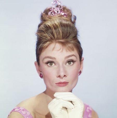 Audrey Hepburn…