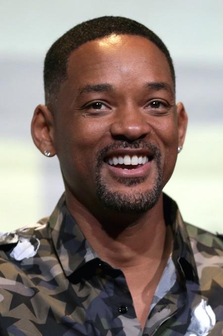 Will Smith cũng có mặt trong danh sách của Forbes