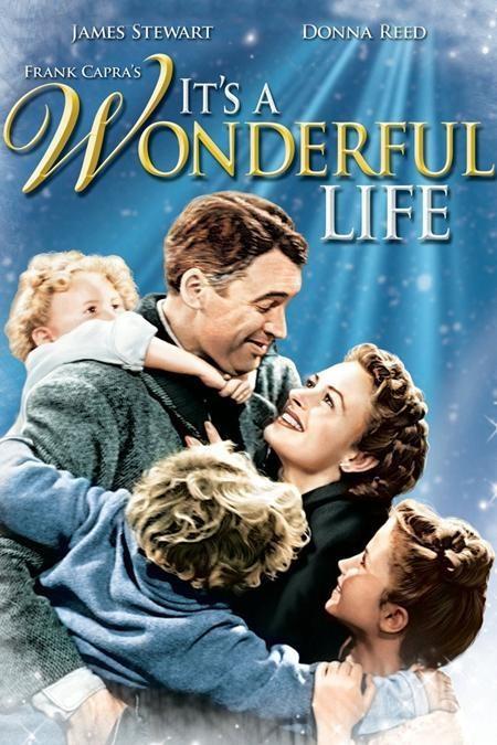 """Tác phẩm kinh điển cho mùa Giáng sinh lại bắt đầu với việc nhân vật nam chính George Bailey (James Stewart) có ý định tự sát vào đúng… đêm Giáng sinh. Nhờ đó, Bailey gặp được thiên thần hộ mệnh của mình và dần nhận ra ý nghĩa của cuộc sống. """"Its a wonderful life"""" đã giành được tới 5 đề cử Oscar và đứng ở vị trí đầu bảng trong số những bộ phim truyền cảm hứng nhất mọi thời đại. Hơn nửa thế kỉ đã trôi qua nhưng đây vẫn là tác phẩm đáng xem nhất trong mùa Giáng sinh."""