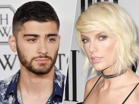 Zayn Malik vừa hợp tác cùng Taylor Swift