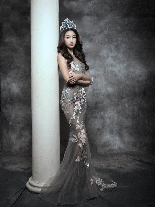 Biến hóa nhan sắc không ngờ của Hoa hậu Mỹ Linh - 6