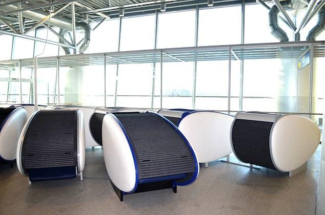 """Top 5 sân bay giúp bạn """"ngủ ngon như ở nhà"""" - 5"""
