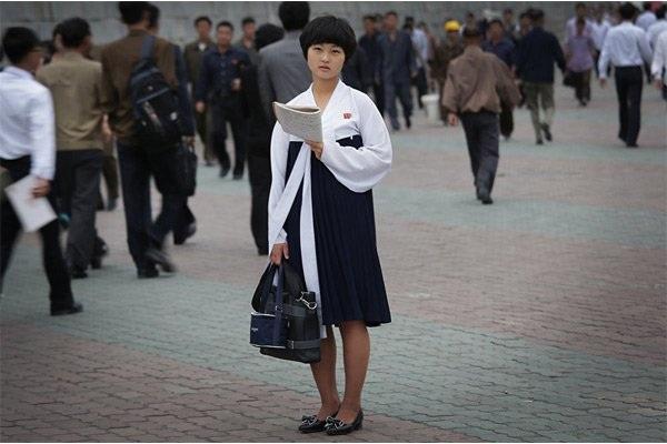 Cảnh đời thường yên ả bất ngờ ở Bình Nhưỡng - 6