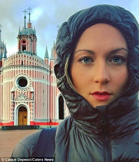 Gặp nữ du khách 15 tháng đi du lịch 180 quốc gia trên thế giới - 4