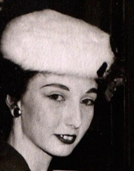 Bà Helen 63 năm trước