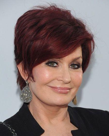 Sharon Osbourne vừa góp ý cho gia đình Beckham