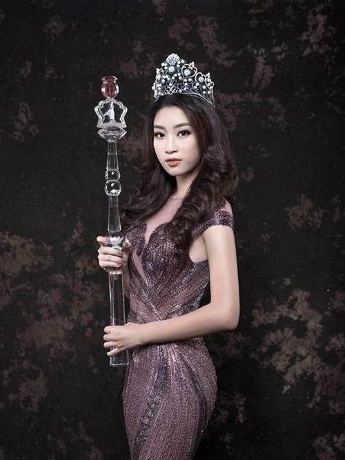 Biến hóa nhan sắc không ngờ của Hoa hậu Mỹ Linh - 7