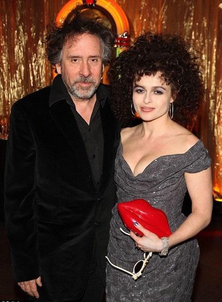 Helena bỏ ngỏ khả năng cộng tác với tình cũ Tim Burton