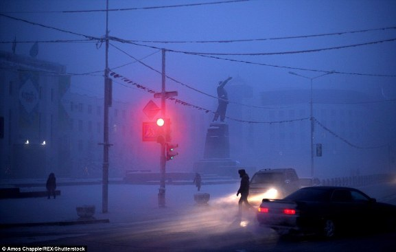 Đến thăm thị trấn có người ở lạnh nhất thế giới - 6