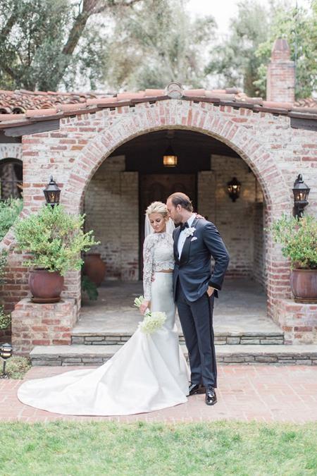 Năm 2016, năm tràn ngập những hôn lễ trong mơ của các sao - 7