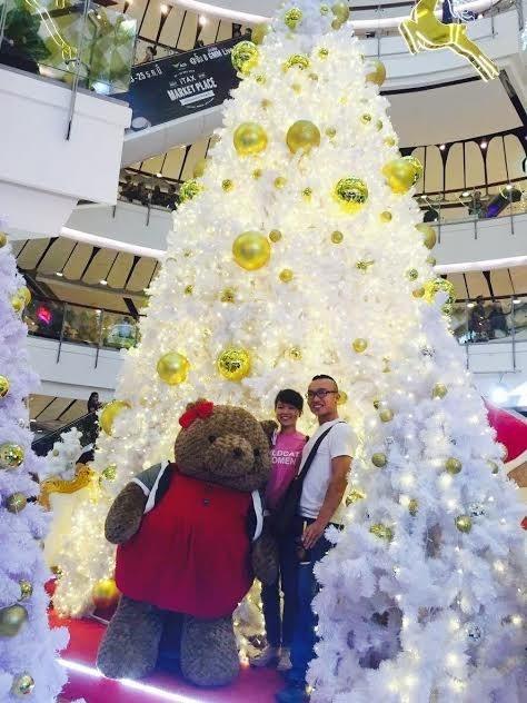 Người Việt đón Noel ở Bangkok - 7