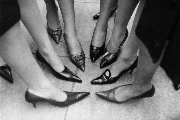 Hành trình biến đổi ngoạn mục của những đôi giày cao gót - 8
