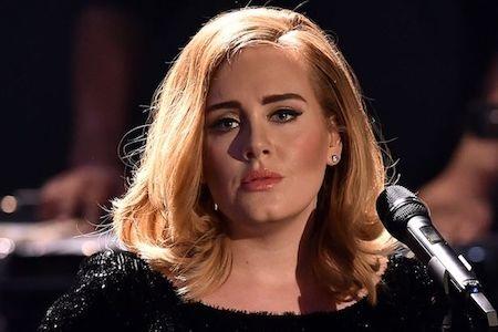 … và Adele bất ngờ có tên trong danh sách