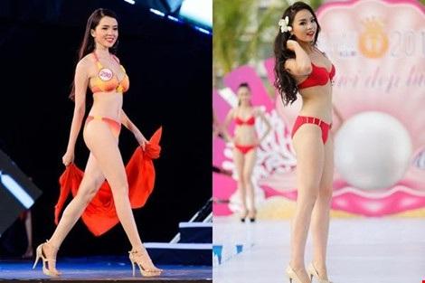 Huỳnh Thúy Vi - người đẹp giống hoa hậu Nguyễn Cao Kỳ Duyên - Ảnh 3.