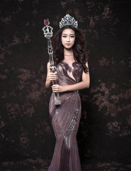 Biến hóa nhan sắc không ngờ của Hoa hậu Mỹ Linh - 9