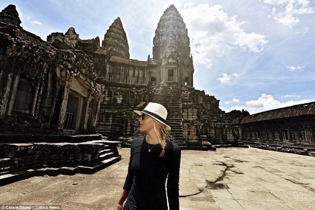 Gặp nữ du khách 15 tháng đi du lịch 180 quốc gia trên thế giới - 7