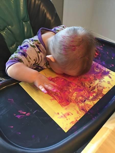 Vẽ bằng mặt mới gọi là nghệ sĩ