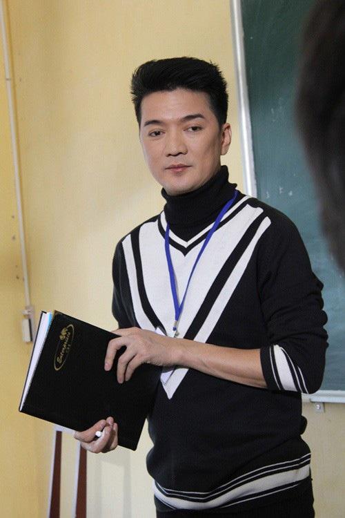 Mr. Đàm khiến người hâm mộ bất ngờ khi chuyển sang nghề thầy giáo