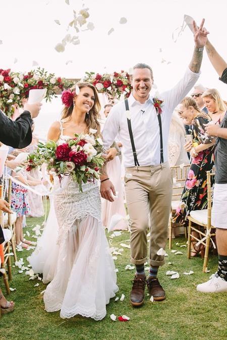 Năm 2016, năm tràn ngập những hôn lễ trong mơ của các sao - 10