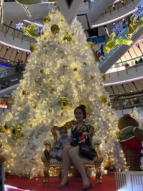 Người Việt đón Noel ở Bangkok - 10