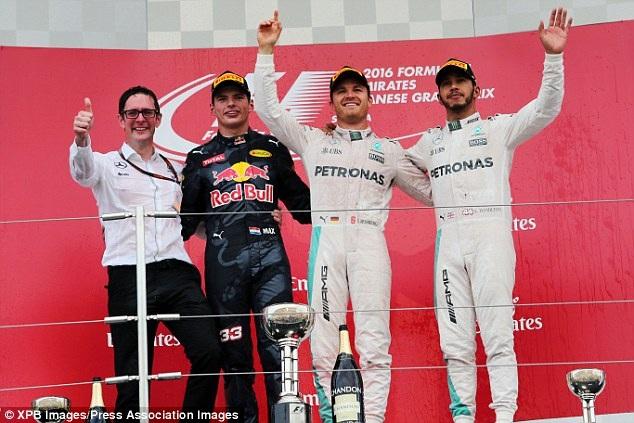 Nico Rosberg có chiến thắng chặng thứ 9, Mercedes vô địch F1 2016 - 4