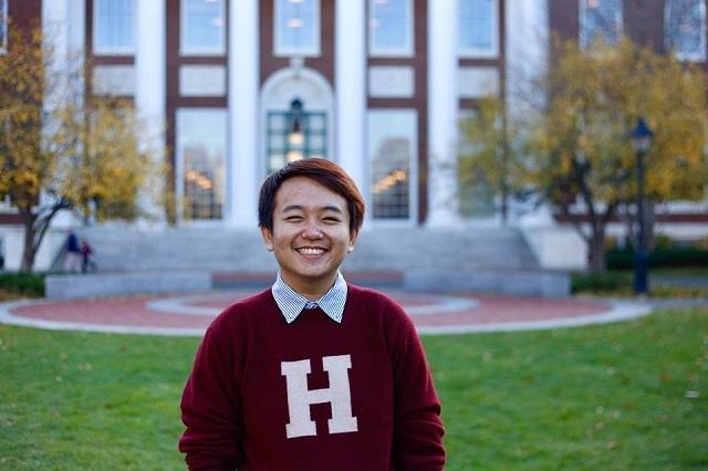 Diệp Quốc Thắng, chàng trai gốc Việt tại ĐH Harvard danh tiếng.