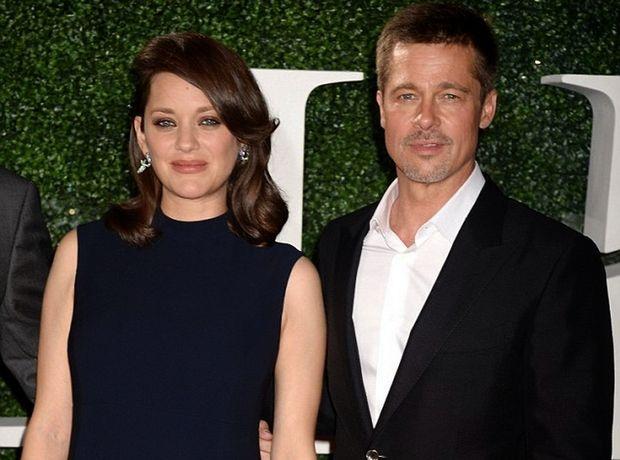 Marion Cotillard và Brad Pitt cộng tác trong dự án phim mới Allied, ngay khi phim đóng máy, Brad Pitt bị vợ đệ đơn xin ly dị thì Marion Cotillard đã bị dính loạt tin đồn ác ý cho rằng cô và Brad phim giả tình thật