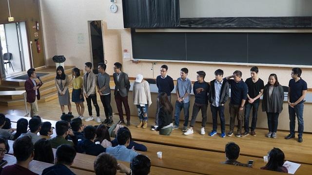 Đại hội đầu năm bầu cử Ban chấp hành mới Hội SVREN, vì mục đích đoàn kết sinh viên, hỗ trợ và giúp đỡ lẫn nhau trong học tập, cuộc sống du học.