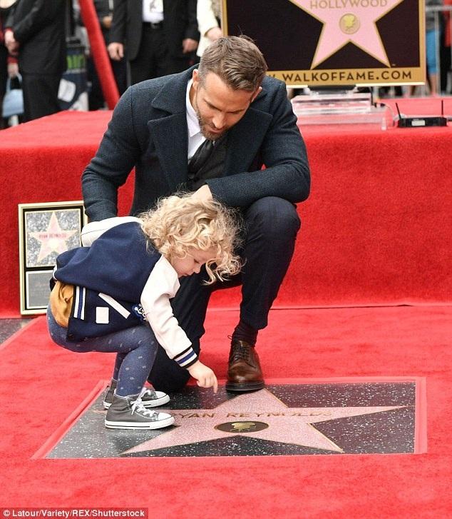 Đây là vinh dự lớn đối với ngôi sao từng được đề cử giải Quả Cầu Vàng