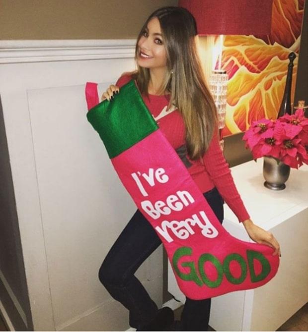 Sofia Vergara sẽ có một giáng sinh ấm áp bên chồng mới cưới