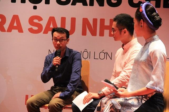 Anh Lê Anh Tiến, Nhà sáng chế trẻ, Giải thưởng Sách vàng sáng tạo Việt Nam 2016.