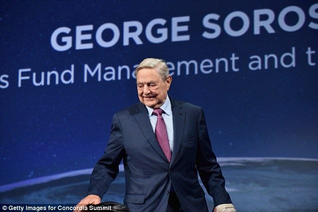 Tỷ phú George Soros. (Ảnh: Getty)
