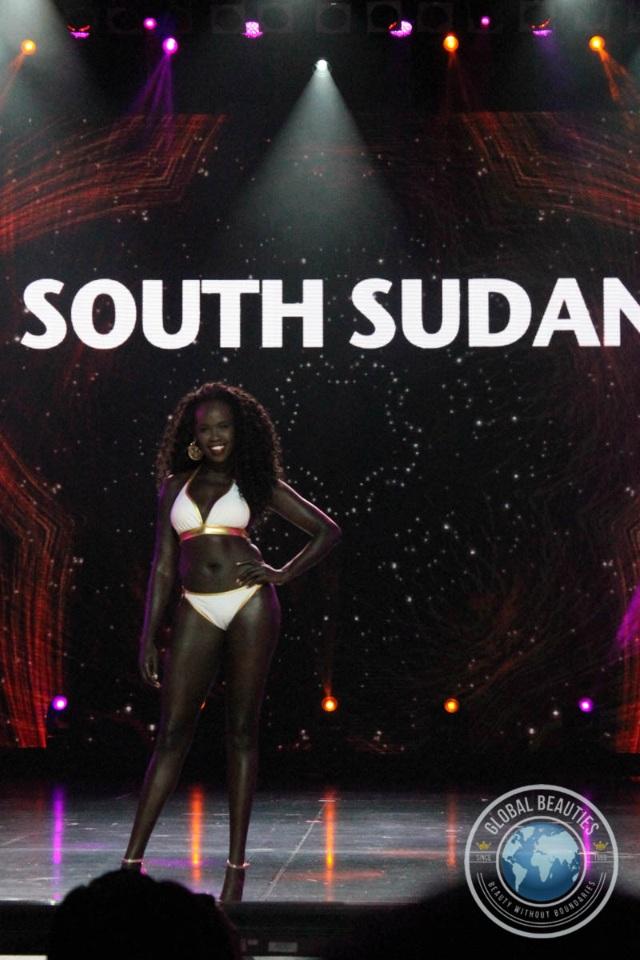 Hoa hậu Nam Sudan