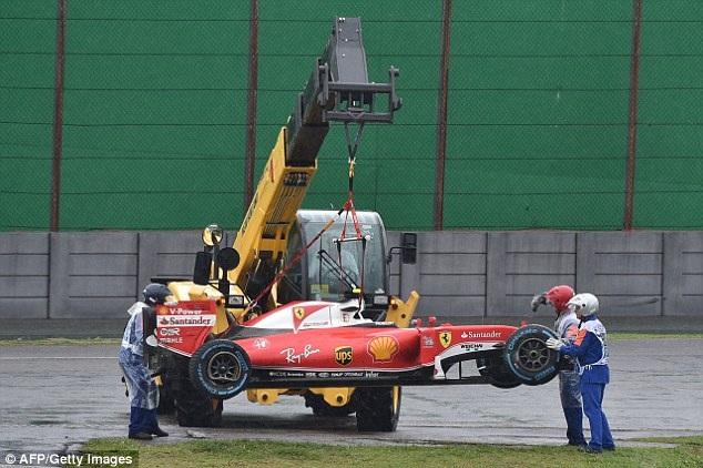 Thắng chặng, Lewis Hamilton tiếp tục nuôi giấc mơ vô địch - 10