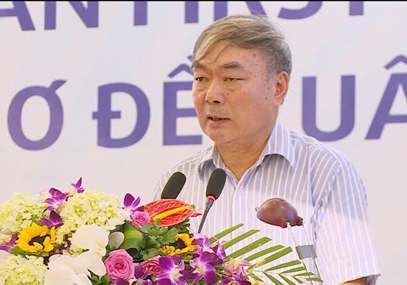 Theo ông Trần Quốc Thắng - Giám đốc Ban quản lý dự án FIRST thì các dự án hiện nay là công khai, minh bạch...thủ tục hành chính đơn giản tạo điều kiện tối đa cho doanh nghiệp cũng như tổ chức, cá nhân