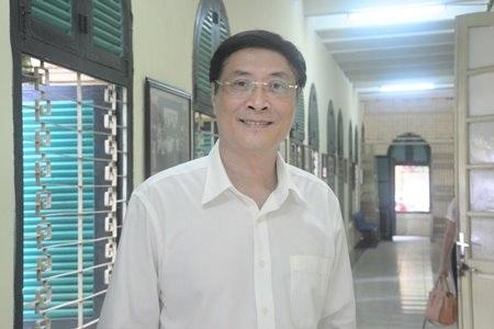 Thầy giáo Nguyễn Quốc Bình